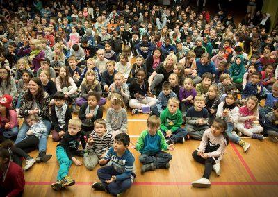 Skolernes Sangdag 2015